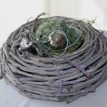 TD108 - Rebenkranz zum bepflanzen 17,90€ Mit Dekoration und künstlichen Sukkulenten 39,90€ Froschkönig 7,90€