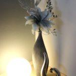 TD157 - Edle Dekoelemente! Vase Preis 44,90€ ( Preis ohne Blumen und Zweige) Höhe 50cm Dekoelement Preis 21,90€ Höhe ca. 35cm