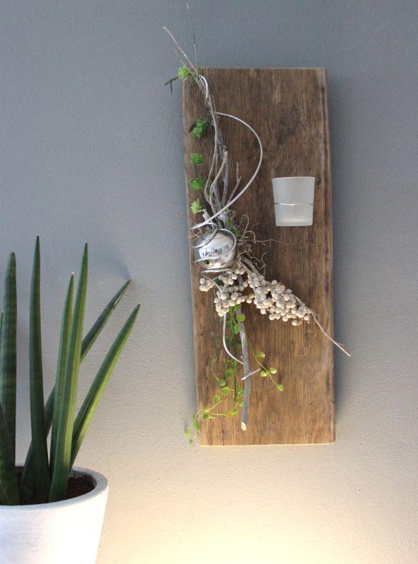 Nat rlich dekorieren wanddeko - Bilder wanddeko ...
