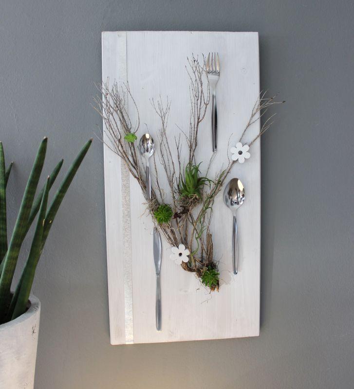 modernen luxus küche dekoration basteln_dekorieren sideboard in ... - Küchen Wand Deko