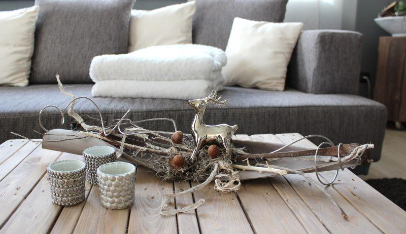 Nat rlich dekorieren im herbst for Holzschale dekorieren