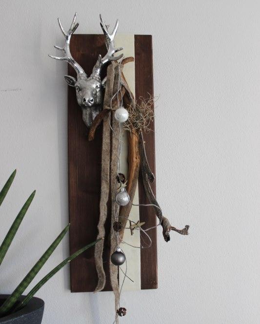 Hirsch Wanddeko Holz ~ Die neuesten Innenarchitekturideen