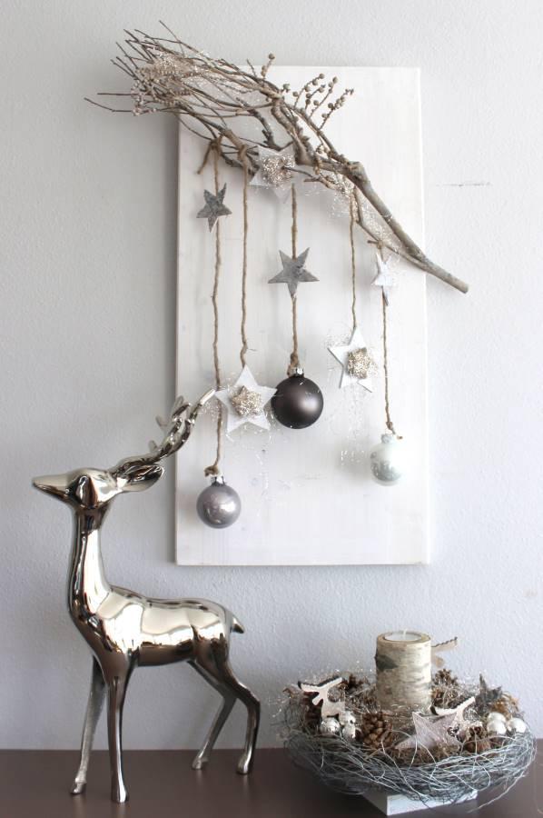 Natürlich dekorieren im Advent und zu Weihnachten