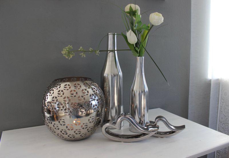 TD218 Windlicht aus Metall 29,90€ 23x23x25cm Keramikherzen Preis 7,90€ Breite 16cm